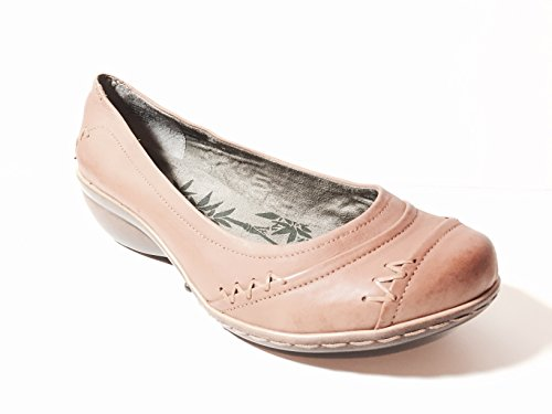 easy-spirit-pinecrest-dark-brown-leather-slip-on-women-shoe-size-85-ww