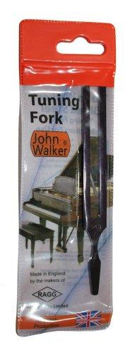 John Walker Piano Tuning Fork A-440 Tempered Blue Steel