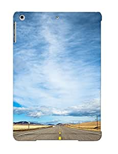 Ipad Air Case, Premium Protective Case With Awesome Look - Open Road Usa by mcsharks