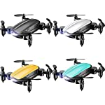 ❤️MChoice❤️Mini 2.4G 6-Axis RC Foldable RC Quadcopter Drone Altitude Hold Without Camera