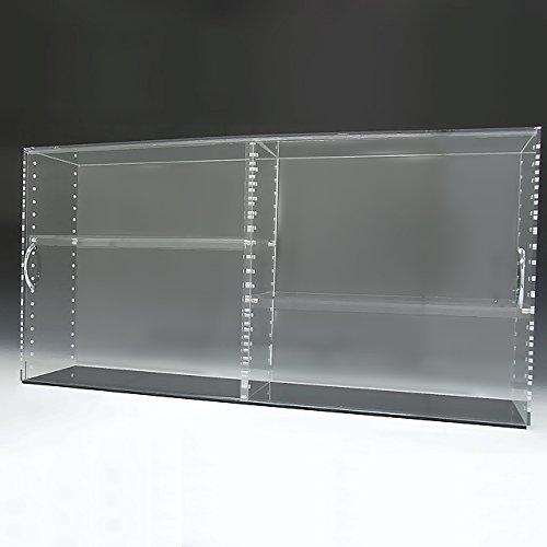 アクリル透明コレクションラック W900×H450×D200 引き戸タイプ(棚板8枚付属) 棚板8枚付属セット158  B01M0QXNX8, シグマ コンタクト 57fe80f8