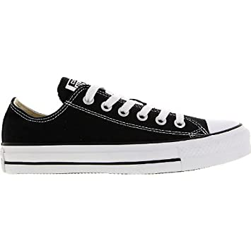 Converse All Star Ox Chucks SCHWARZ M9166 Grösse: 38: Amazon.de ...