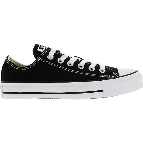 Converse All Star Ox Converse Nero M9166 taglia: UK 5,5