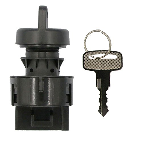 Ignition Switch with Key – for Polaris Ranger 500 700 800 900 Ignition Key Switch Keyswitch Key – OEM 4011002 4012165