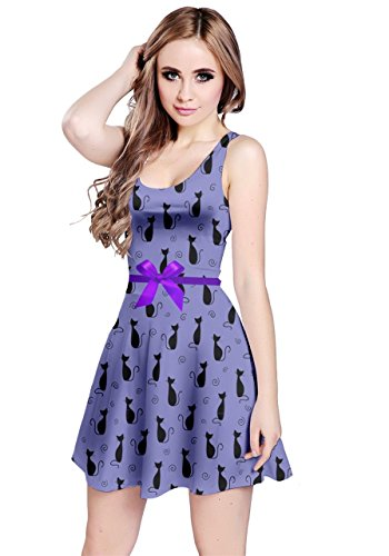Pulldog CowCow Cats Dogs Cat Cute Womens XS Pet Dress Sleeveless Pug Bird Purple Ribbon Swan Animals Tiger 5XL rwg0rp