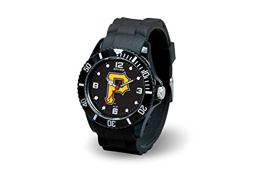 (MLB Pittsburgh Pirates Spirit Watch, Black )