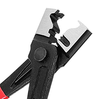 Supercrazy Universal Hose Clip Pliers Clic and Clic R Type Collars SF0173: Automotive