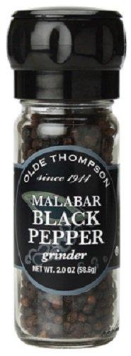 Olde Thompson 2.0 oz Malabar Black Pepper by Olde Thompson
