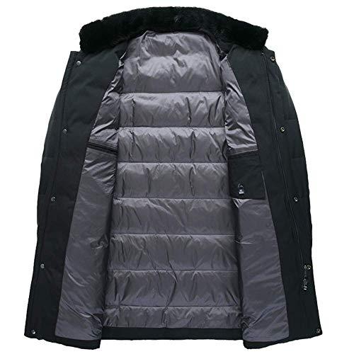 Xxl D'hiver Léger Noir Feather Down Hommes Manteau Jacket Xiaog x8qOwaC6