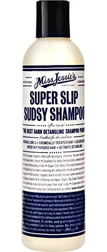 Miss Jessie's Super Slip Sudsy Shampoo 8oz