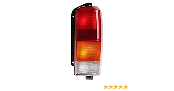 Partslink CH2801128 MIDSIZE 1997-2001 OE Replacement Tail Light JEEP CHEROKEE