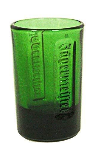 Jagermeister Green Shot Glass