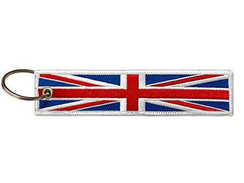 Flag Keychain Tag with Key Ring, EDC for Motorcycles, for sale  Delivered anywhere in USA