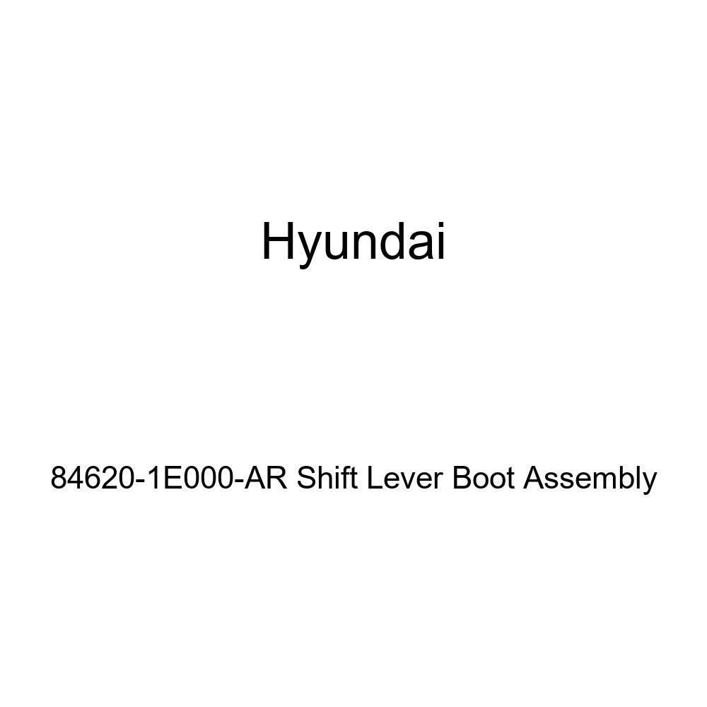 Genuine Hyundai 84620-1E000-AR Shift Lever Boot Assembly
