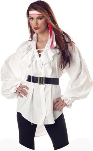 Amazon Com California Costumes Swashbucklers Lady Pirate