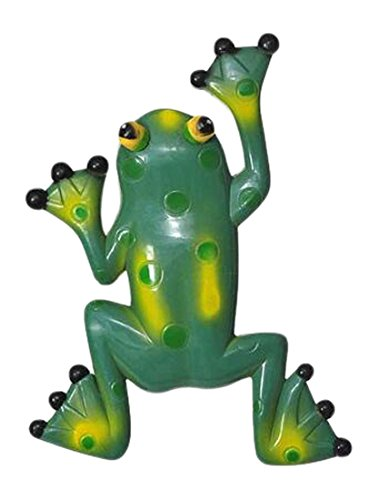 Russco III GD135100 Decorative Window Thermometer - Frog