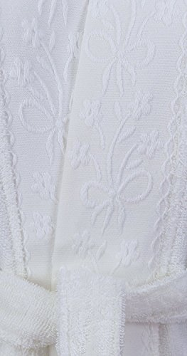 Irya - Albornoz - para mujer weiß