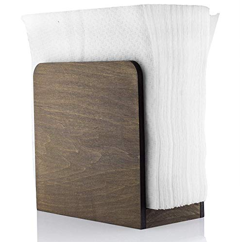 Rustic Napkin Holder - Wooden Napkin Holders