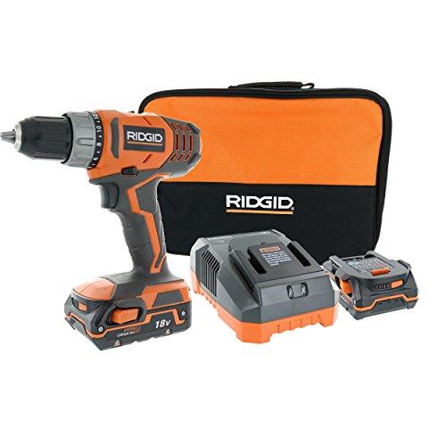 rigid compact cordless drill - 6