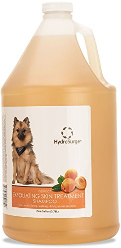 Image of Oster HydroSurge Exfoliating Skin Treatment Shampoo Apricot 1 Gallon