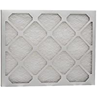 Eco-Aire D50S.012428 MERV 6 Fiberglass Air Filter, 24 x 28 x 1