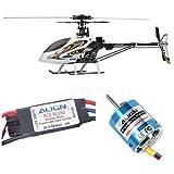 : T-REX 450SA ARF Combow/430L 3550 Motor and 35G ESC AGNH1100C