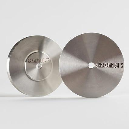 Amazon.com: breakaweights – Portable Acero inoxidable Discos ...