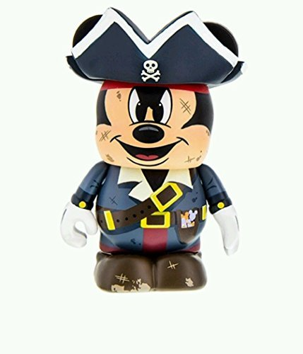Disney Parks Halloween Mickey Mouse Pirate Vinylmation Eachez Limited Edition 2250 ()
