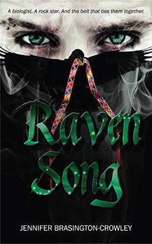 Cameo Belt - Raven Song