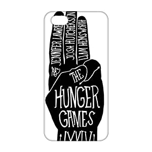 Fortune hunger games 3 fingers 3D Phone Case for iPhone 5s