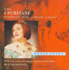 VINCENZO BELLINI - Bellini: I Puritani; Bonynge - Amazon.com Music
