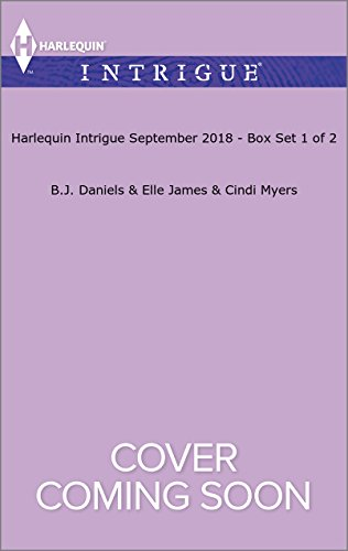 Harlequin Intrigue September 2018 - Box Set 1 of 2: Hard Rustler\Four Relentless Days\Deputy Defender