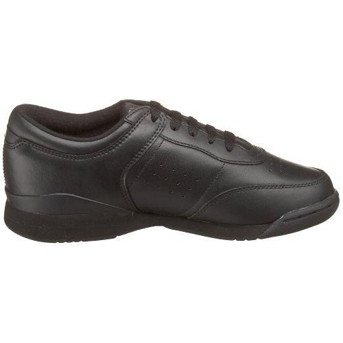 Propet Vrouwen W3804 Leven Walker Sneaker Zwart