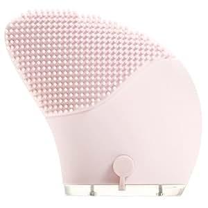 Teckey Sónica instrumento de limpieza de silicona Cepillo limpieza facial, Limpieza del poro instrumento limpieza masaje