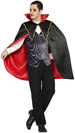 Atosa-17844 Disfraz Vampiro, Color Negro, XL (17844): Amazon.es ...