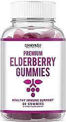 Havasu Nutrition Elderberry Gummies - Su...