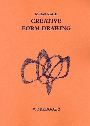 By Rudolf Kutzli Creative Form Drawing: Workbook 2 (Bk. 2) [Paperback]