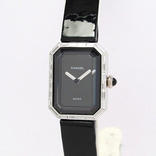 new concept 8edce 4ae91 Amazon   CHANEL(シャネル) 腕時計 プルミエール バケットダイヤ ...