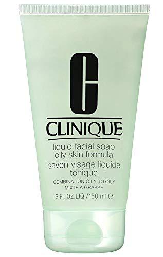 Clinique Liquid Facial Soap Tube Oily Skin Formula (Combination Oily to Oily) - 150ml/5oz