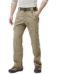 Men's Tactical Pants Lightweight EDC Assault Cargo TLP104