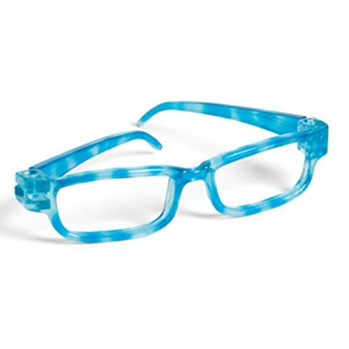American Girl MY AG TURQUOISE GLASSES for 18
