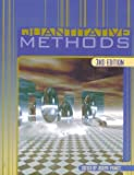 Quantitative Methods, Verret, 0536017182