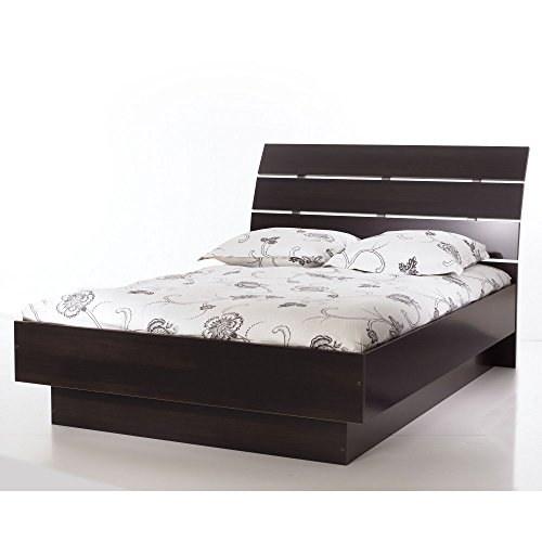 Tvilum 76200 1320 Scottsdale Coffee Queen Bed