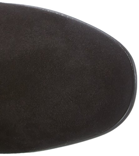 Högl 2- 10 4162 - Botas altas con tacón para mujer Negro (0100)