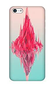 Forever Collectibles Abstract Facets Hard Snap-on Iphone 6 plus Case With Design Made As Christmas's Gift
