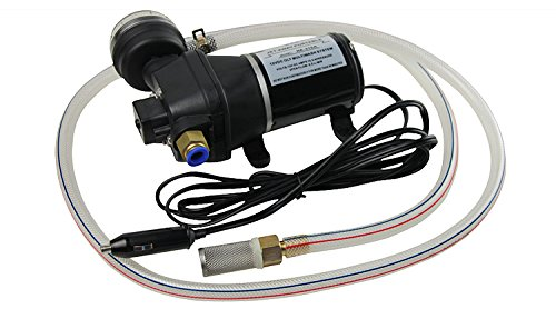 High Pressure Self Priming Electric Car Wash Washer Water Pump 12v