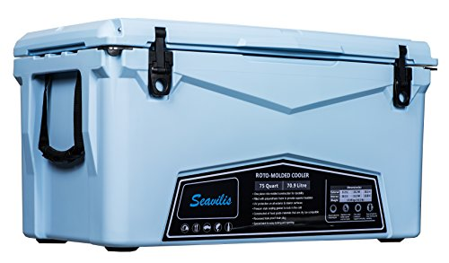 Seavilis Cooler 75qt (Sky Blue) (Including $50.0...