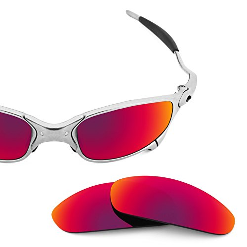 Revant Replacement Lenses for Oakley Juliet Midnight Sun MirrorShield