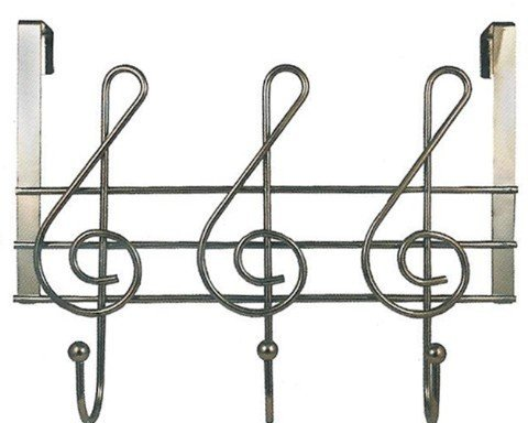 Musical Note Door Hanger