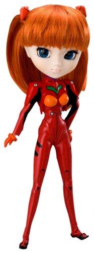 Neon Genesis Evangelion: Asuka Langley Pullip Fashion Doll -
